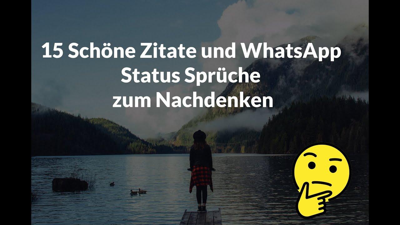 Loslassen whatsapp sprüche Spruch