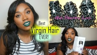 Gigi's Beautiful Locs| Peruvian Loose Wave Review