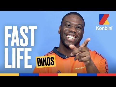 Youtube: Dinos – Il ne faut pas que ma daronne regarde ça! | Konbini