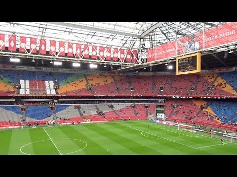 Amsterdam ArenA - Ajax Amsterdam - 2016