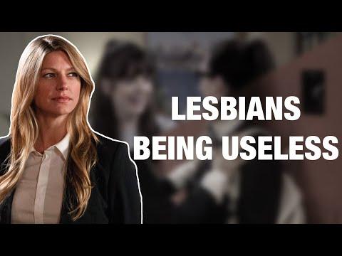 Lesbians Being Useless