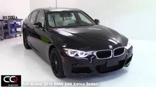 2016 Bmw 340i Xdrive Sedan - The Most Complete Review Ever!