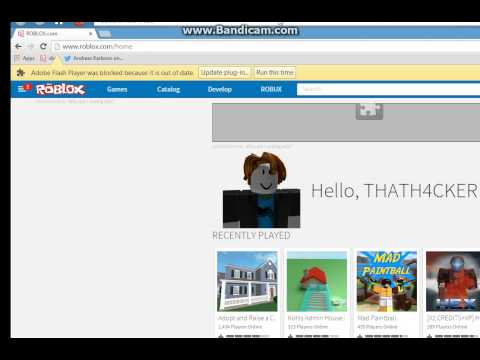 how to hack roblox 2016