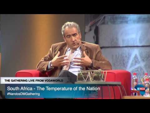 The Gathering: South Africa - The temperature of the nation