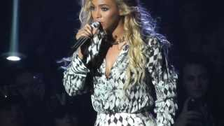 Beyonce - I Will Always Love You & Heaven Live Manchester 25.02.2013