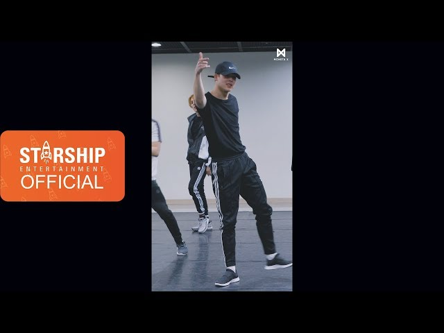 [JOOHEON][Dance Practice] 몬스타엑스 (MONSTA X) - 'JEALOUSY' Vertical Video