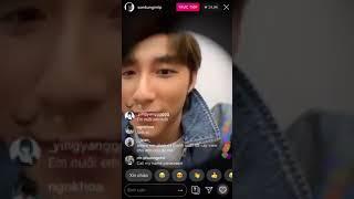 Sơn Tùng chia sẻ kế hoạch 2020 Live | Sky fan TikTok