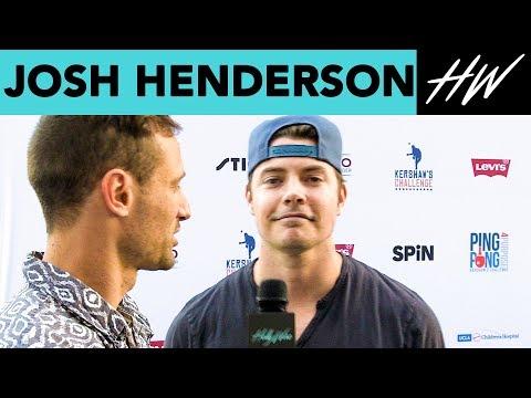 The Arrangement's Josh Henderson Talks New Music!!   Hollywire