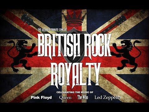 British Rock Royalty Promotional Video