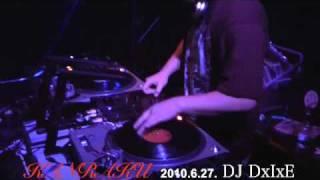 DOPE GAME TV!! 小指立てプレーヤーDJ DxIxE 大阪 G-RAP PARTY!! 関楽@Club Vijon!!