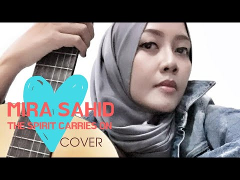 The Spirit Carries on (Dream Theater) - cover by Mira Sahid | Blogger