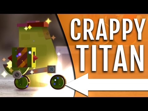 """""""INSTANT PROMOTION WITH CRAPPY TITAN!""""   Crash Arena Turbo Stars: Super Bodies Box Opening"""