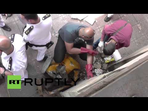 Egypt: Four bombs explode in Cairo, injure at least five