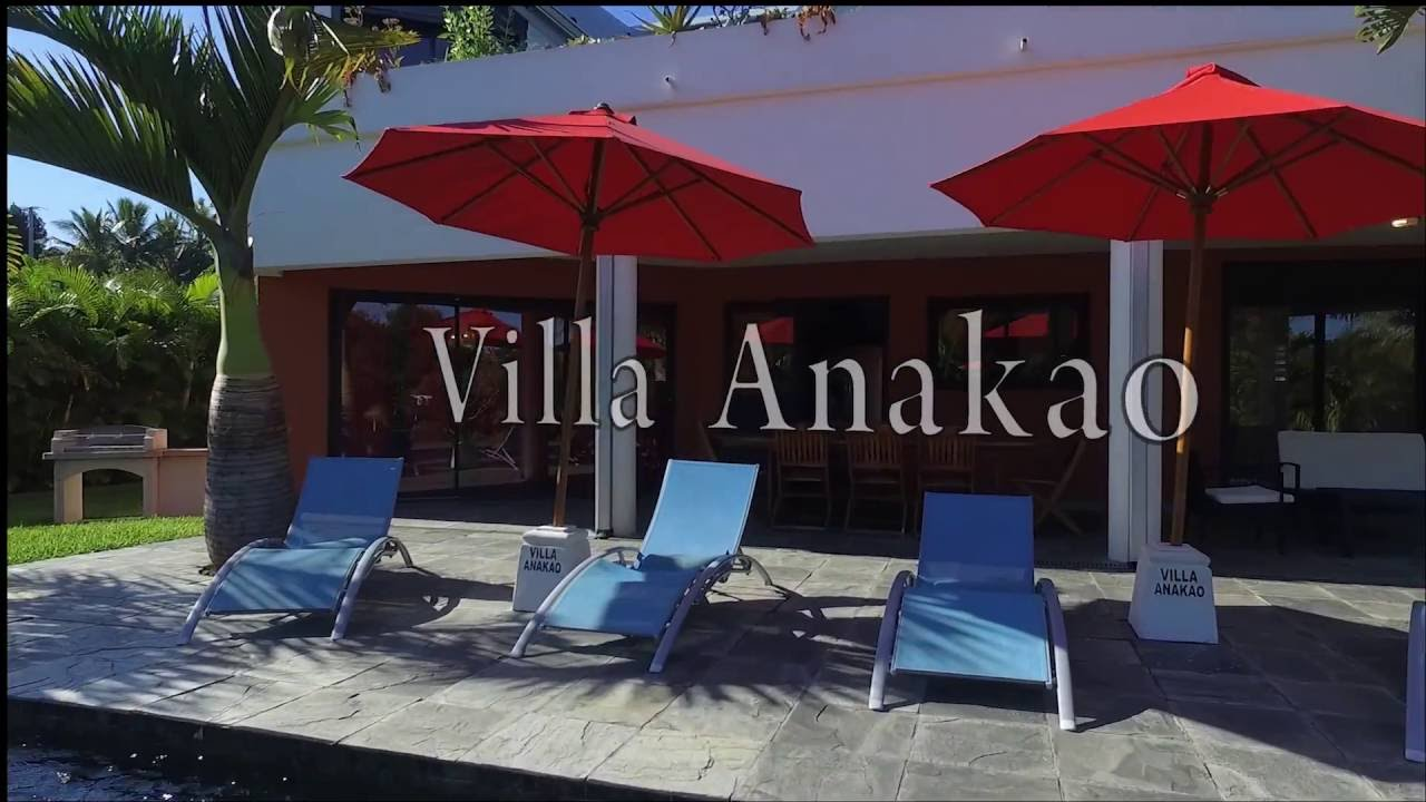 la villa anakao location de vacances a saint pierre le de la reunion youtube. Black Bedroom Furniture Sets. Home Design Ideas