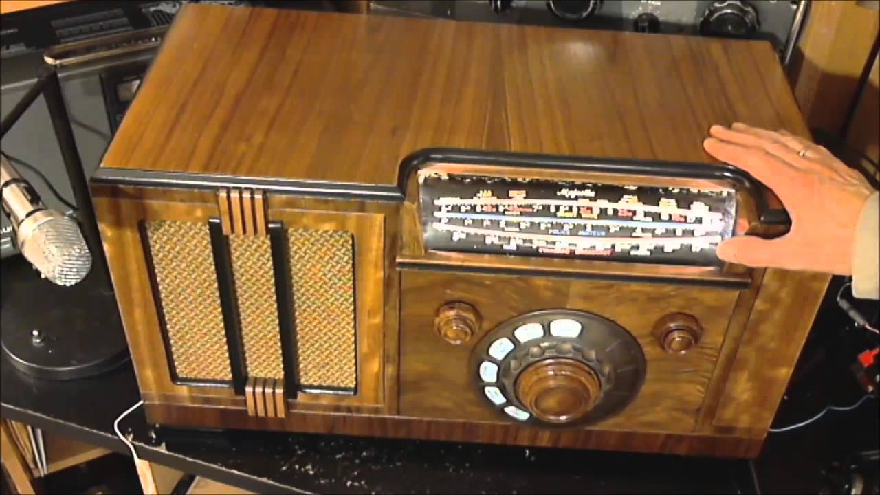 how to build a vacuum tube radio