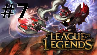 League of Legends Let