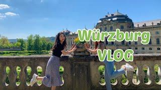 독일 교환학생의 당일치기 여행이란, 뷔르츠부르크 VLO…