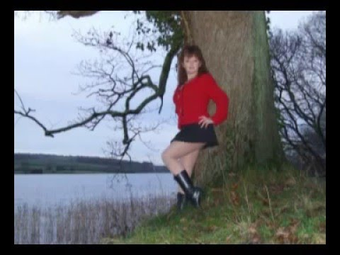 Aine at Hazelwood, County Sligo.