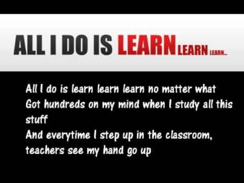Mr. Lee - All I Do Is Learn