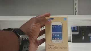 Samsung Galaxy Young 2 Unboxing/First Look