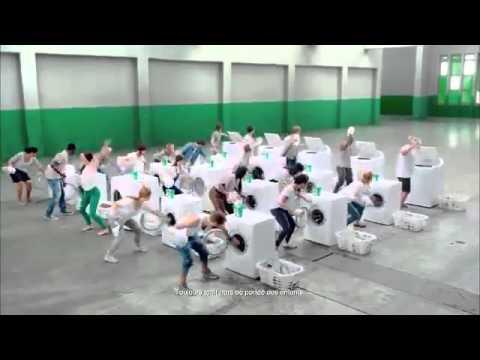 Vidéo Ariel 3 en 1 Pods