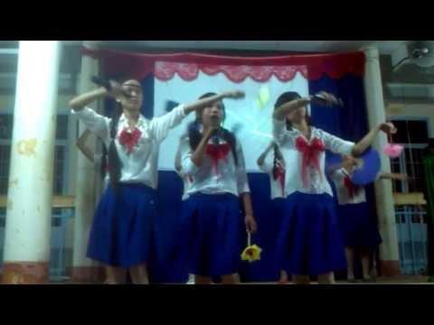 Truong THCS Ninh Hoa