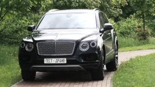 рассказ Bentley Bentayga