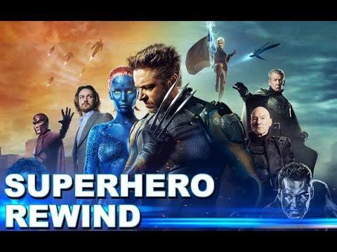 Superhero Rewind   X-Men: Days of Future Past (2014) Review