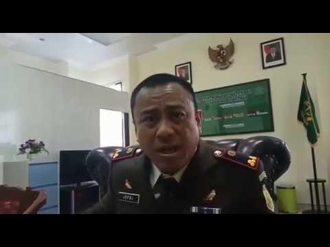 [Video] Kajari Tana Toraja: Kejaksaan Ingin Dekat dengan Masyarakat