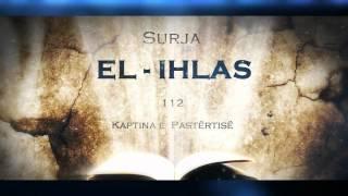 Surja El-Ihlas - Mishary Rashid Alafasy  1080p ᴴᴰ