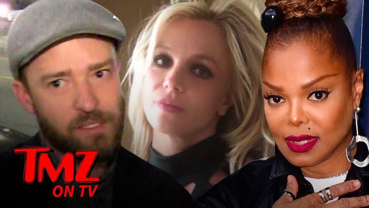 Justin Timberlake Apologizes to Britney Spears & Janet Jackson | TMZ TV
