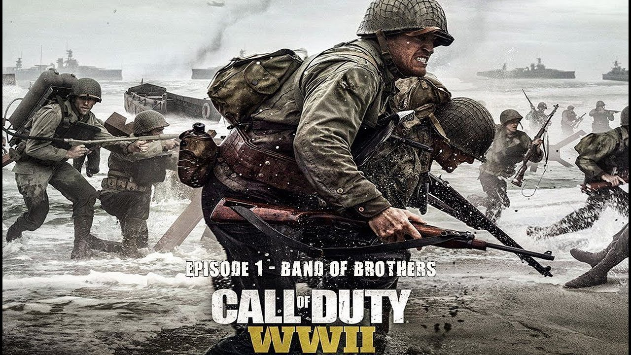 Download CHAPTER 1 -   BAND OF BROTHERS