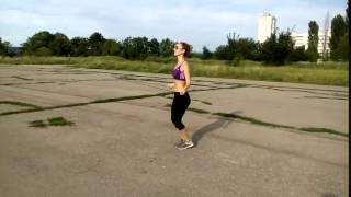Прыжки на скакалке для похудения. Недельный марафон - 1-й день(Тренировка №1   Итак, начинаем наш недельный марафон под названием