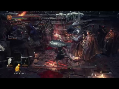 DARK SOULS 3 | ROAD TO COMPLETION #6 | LIVE | 2017 | PS4