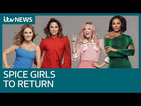 Spice Girls announce UK 2019 tour | ITV News Mp3