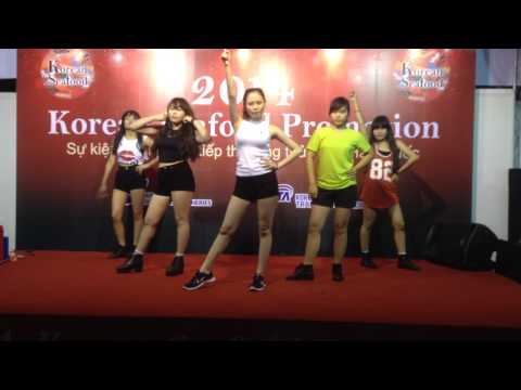 Roly Poly - T-ara Dance Cover