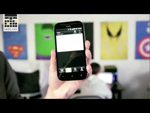 Обзор HTC One SV