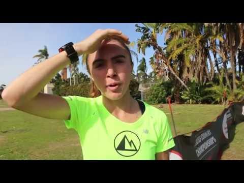 Claudia Lane Doesn't Feel Pressure As Returning Foot Locker Champion