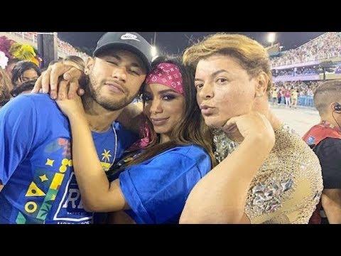 Entenda tudo sobre a noite de Anitta, Neymar e Bruna Marquezine na Sapucaí
