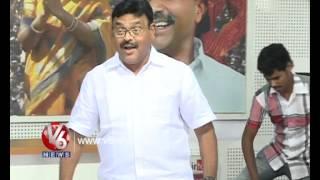 YCP Ambati : Dont Give Bail to Jagan - Hero Sridhar Babu Public Masti - Jajjanakare Janare