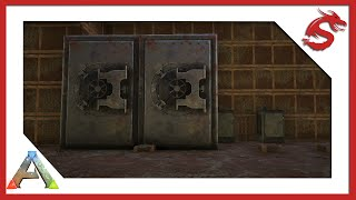 Ark:Scorched Earth - Oil Pumps,Water Wells & Vaults! - Ep 07 (Xbox One)