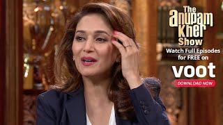 Madhuri Dixit Opens Up About The Highs And Lows Of Her Career | The Anupam Kher Show