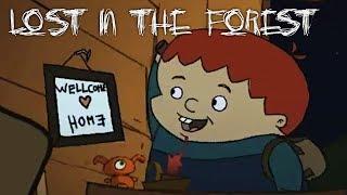 Затерянный в лесу «Lost in the forest» - Короткометражные мультфильмы