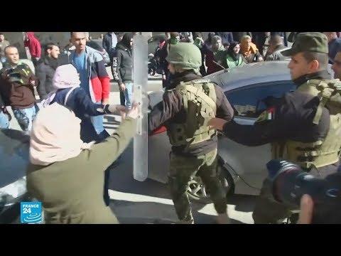 الأمن الفلسطيني يمنع مظاهرة لمناصري حماس في مدينة الخليل  - نشر قبل 4 ساعة