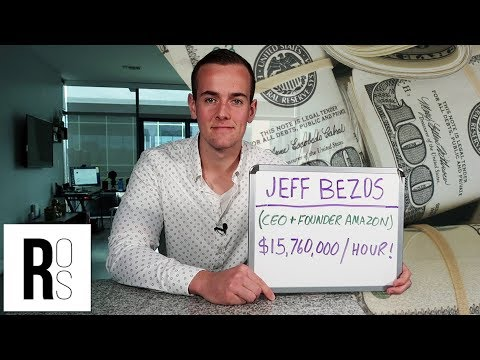 EXACTLY HOW RICH IS JEFF BEZOS? (Amazon CEO + Founder)