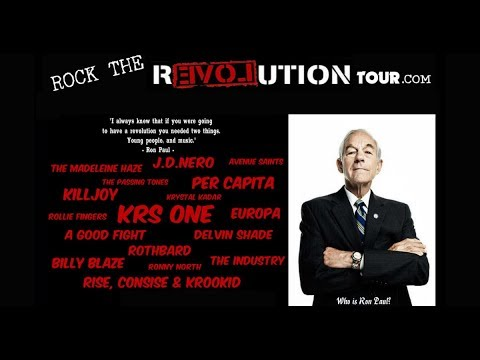 Rock the Revolution - United We Strike - Musicians 4 Freedom (Radio Interview September 2011)