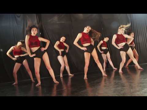 """""""Express Burlesque"""" - Christina Aguilera - Choreography @antonela.carla"""