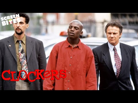 Clockers is listed (or ranked) 45 on the list The Best Hood Movies