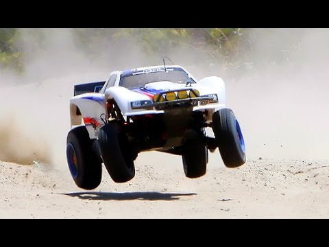 RC Baja Truck 4x4 Offroad (Pure Sound) HD