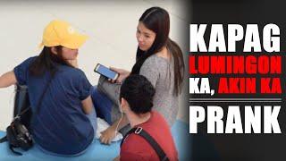 "Video ""Kapag Lumingon Ka, Akin Ka"" PRANK download MP3, 3GP, MP4, WEBM, AVI, FLV Oktober 2018"